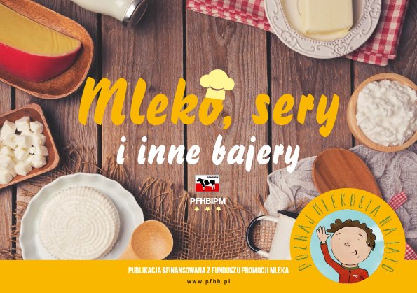 Mleko, sery i inne bajery
